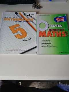 O-level books