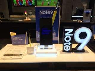 Samsung Galaxy Note 9 Bisa Dicicil Tanpa Bunga Tanpa C