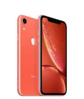 🚚 Apple iPhone XR 64GB Coral