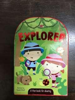Explorer the First Book on Sharing