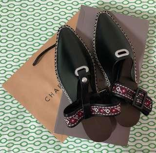 Charles and Keith Ankle Strap Flats