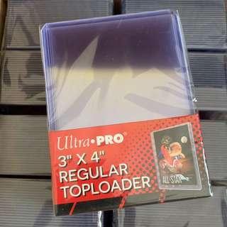 🚚 [INS] Ultrapro 3*4 Regular Toploader 25pcs pack