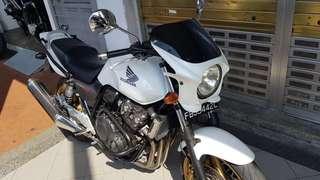 HONDA CB400 REVO