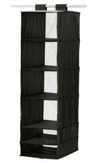 Ikea Skubb 6 compartment