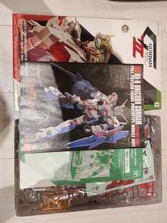 HG 1/144 UC Gundam Destroy mode Docks at HK II 高達模型