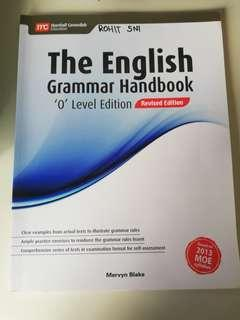 🚚 O-level English Books