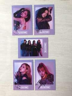 INSTOCK - BLACKPINK IN YOUR AREA UNOFFICIAL PC