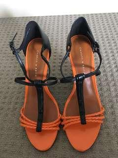 Reduced !!! Brand New Charles & Keith Wedges
