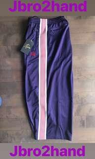 (Jbro2hand) Needles H.D. TRACK PANT - POLY SMOOTH