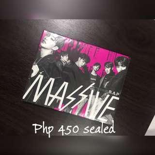 BAP Massive Japan Album