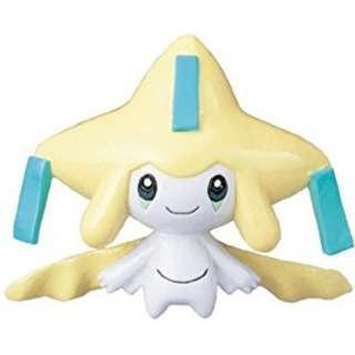 全新盒裝Pokemon寵物小精靈紅藍綠寶石神獸七星者之祈願七夜的許願星Tomy mc moncolle M105基拉祈