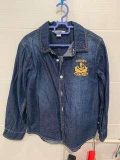 Original Poney soft jeans long sleeve for boy