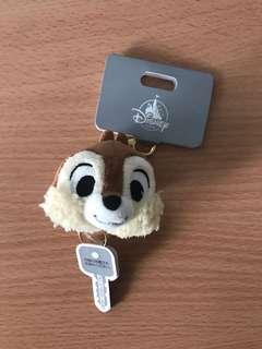 🚚 日本專櫃正品 迪士尼 奇奇蒂蒂 鑰匙吊飾