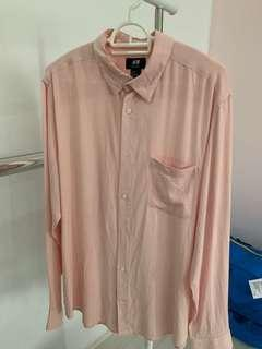 H&M Casual Long Sleeve Shirt