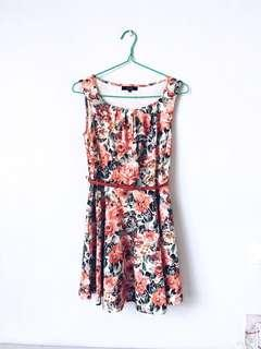 NICHII FLORAL DRESS