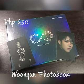 Infinite Only Woohyun photobook