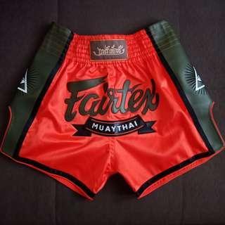 Authentic THAI Fairtex MMA Boxing Shorts