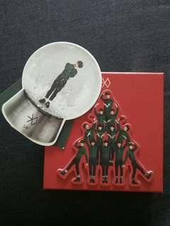 EXO-M ALBUM 'MIRACLES IN DECEMBER'