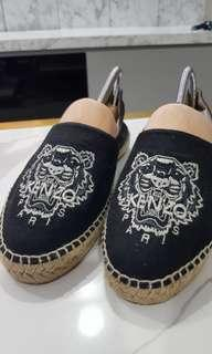 Kenzo Embroidery Shoes