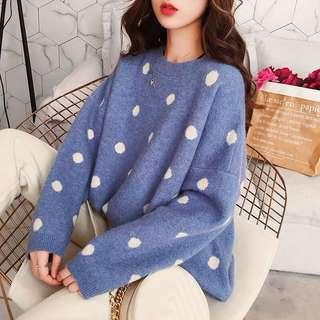 🚚 Polka Dots Sweater
