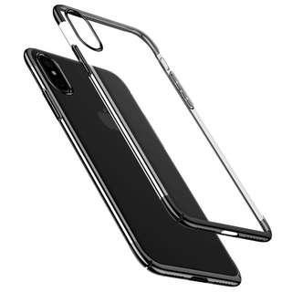 [BNIB] Baseus Ultra Slim Glitter Case For iPhone X