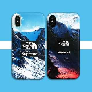 🚚 [PO] The North Face X Supreme iPhone Cover