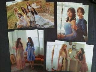 GFRIEND TIME FOR US PREORDER BENEFIT MINI POSTER SET
