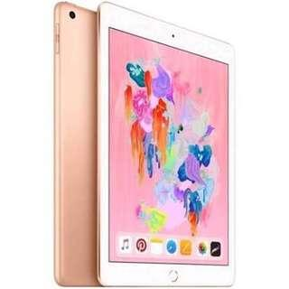 🚚 Apple ipad 6th Gen with Cellular + wifi (32gb)
