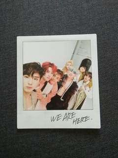 MONSTA X WE ARE HERE PREORDER BENEFIT POLAROID