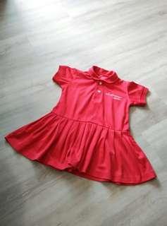 🚚 Mindchamps Preschool Girl's Morning Uniform
