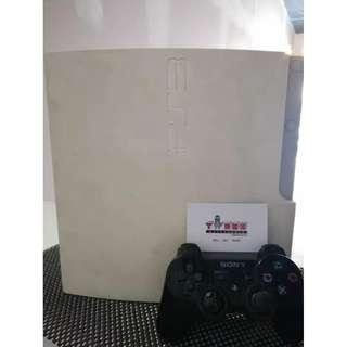 PS3 (WHITE) - USED