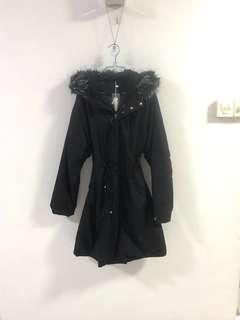 Winter Coat Long Down Jacket Parka
