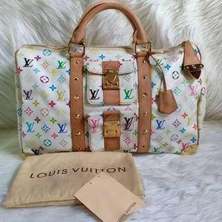 Louis vuitton Multicolor Made in france