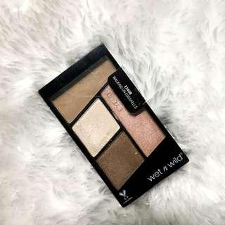 Wet n Wild Eyeshadow Quad