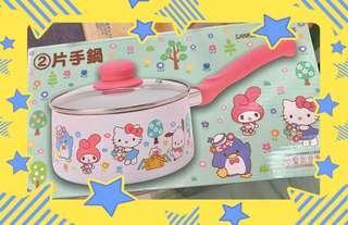 Sanrio Kuji Prize Cooking Pot