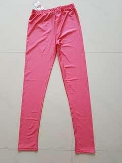 New Pink Yoga Pants/Tights
