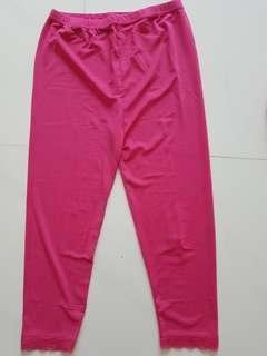 New Pink Inner Leggings