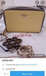 Guess Bag Re-Price!