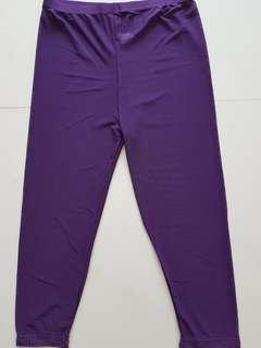 New Purple Inner Leggings