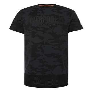 🚚 Liverpool FC Mens Black Camo Tee