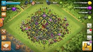 Clash Of Clan (COC)