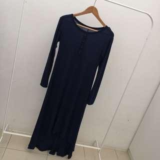 Fishtail Dress/Jubah