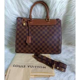 Louis vuitton damier Made in france