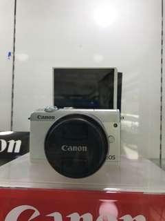 Mirrorless Canon M100 Kredit Murah Cicilan 0%