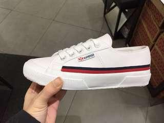 🚚 Superga France flagside shoes