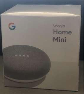 🚚 Google Home Mini (White)