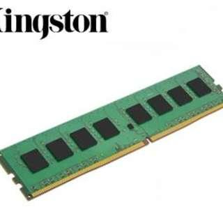 🚚 《SUNLINK》 公司貨 Kingston 金士頓 8G 8GB DDR4 2666 桌上型記憶體