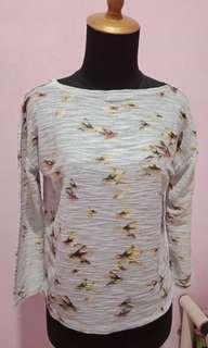 Birds sweater