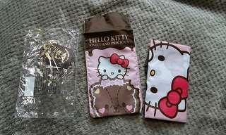 Hello Kitty環保袋 (Sanrio-HKLicense)