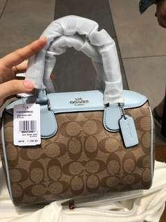 (Like New) Authentic Coach Mini Bennett